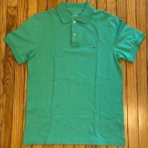 Vineyard vines short sleeve polo shirt NWT Small